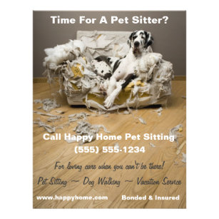 dog sitting flyer sample anta expocoaching co
