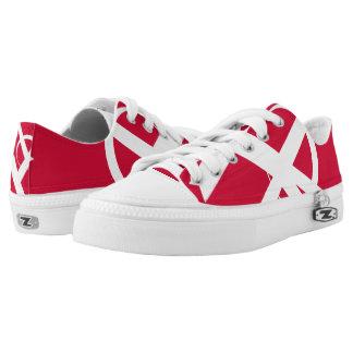 Great Dane Portal Lo-Top Printed Shoes