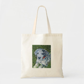 Great Dane Puppy Budget Tote Bag