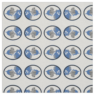 Great Dane Puppy Fabric