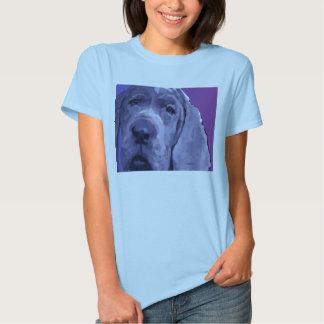Great Dane Puppy Face Shirt
