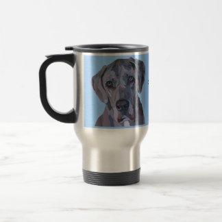 Great Dane Silver Merle Mug
