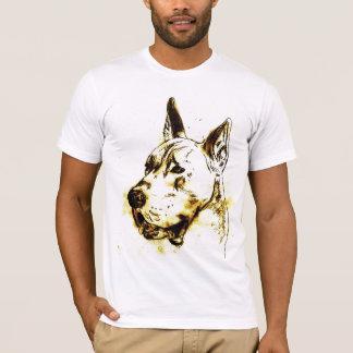 great dane smudge t T-Shirt