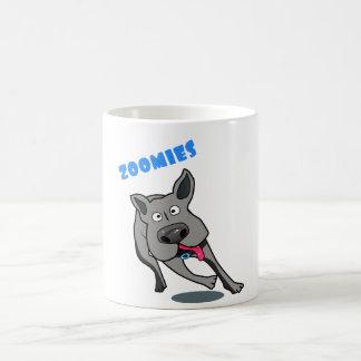 Great Dane Zoomies! Coffee Mug