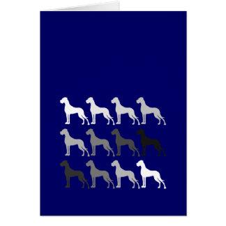 Great Danes Card