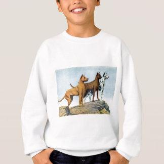 Great Danes Sweatshirt