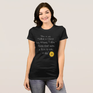 Great Day Happy T-shirt