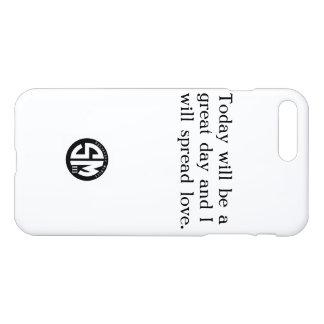 Great Day/Spread Love iPhone 8 Plus/7 Plus Case
