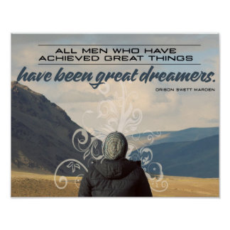 Great Dreamers Poster