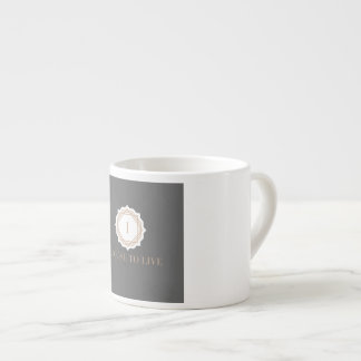 Great drinking mug to remind you to Choose to live