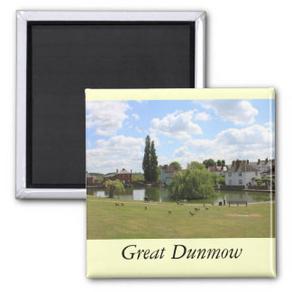 Great Dunmow Magnet