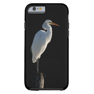 Great Egret in Morning Light Tough iPhone 6 Case