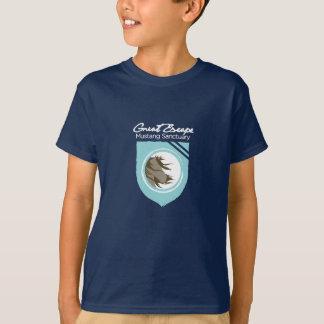 Great Escape Mustang Sanctuary Kids Tshirt