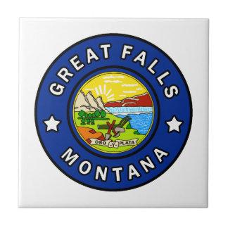 Great Falls Montana Ceramic Tile