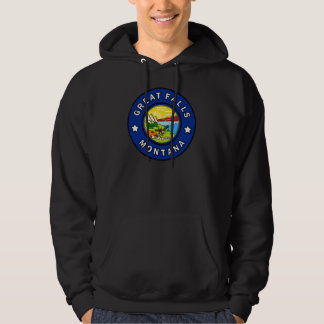 Great Falls Montana Hoodie