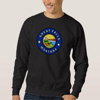 Great Falls Montana Sweatshirt