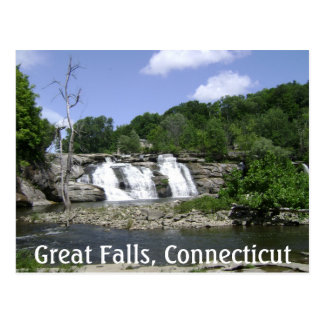 Great Falls Postcard