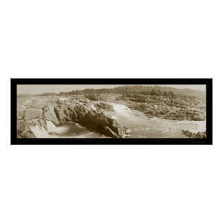Great Falls Virginia Photo 1919 Poster