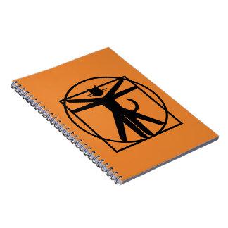 great feline notebook