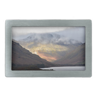 Great Gable from Wast Water Belt Buckles
