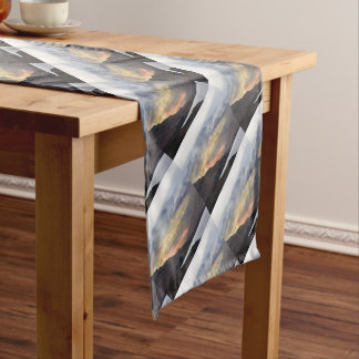 Great Gable from Wast Water Short Table Runner