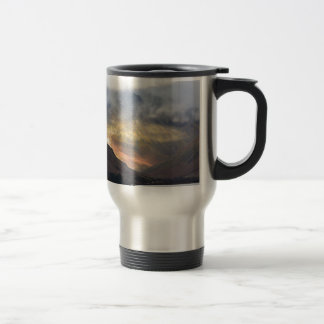 Great Gable from Wast Water Travel Mug