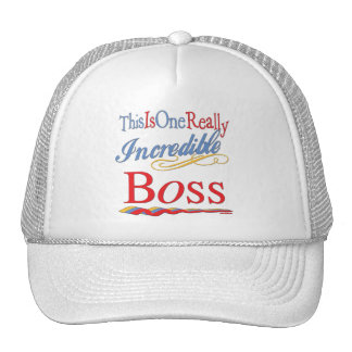 Great Gifts For Boss Trucker Hat