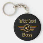 Great Gifts For Boss Key Chain