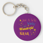 Great Gifts For Nanas Keychain