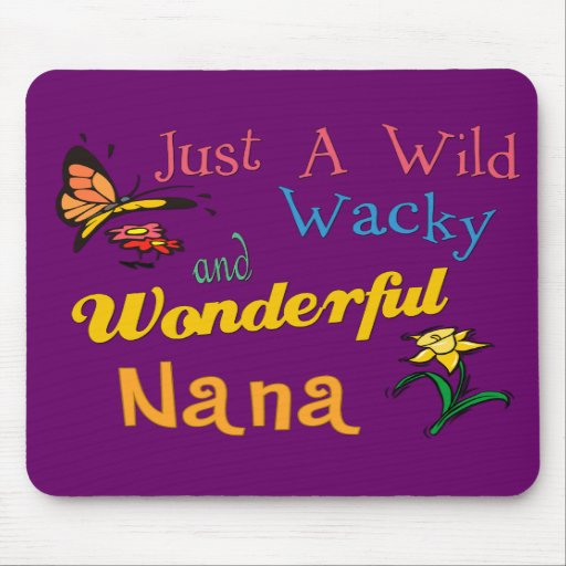 Great Gifts For Nanas Mouse Mats