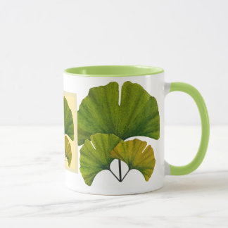 Great Ginkgo Art for Your Arts & Crafts Bungalow Mug
