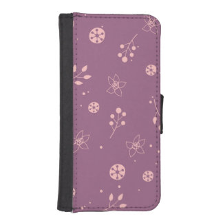 Great Glamorous Incredible Precious iPhone SE/5/5s Wallet Case