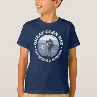 Great Glen Way T-Shirt