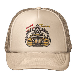 Great Grandfather Fathers Day Gifts Trucker Hat