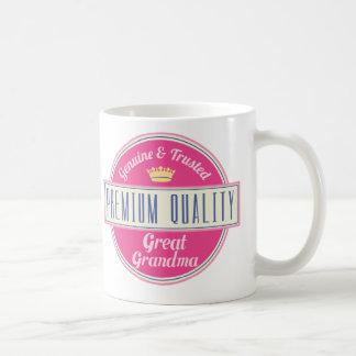 Great Grandma (Funny) Gift Coffee Mug