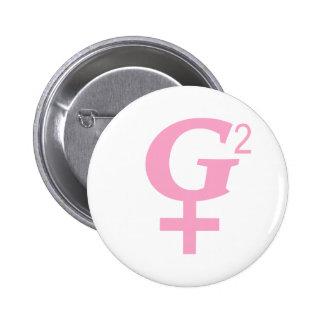Great Grandmother Symbol - G-Squared Pin