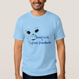 great grandmother t shirts