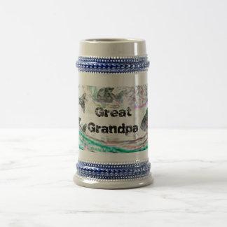 Great Grandpa Beer Stein