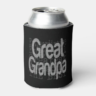 Great Grandpa Extraordinaire Can Cooler