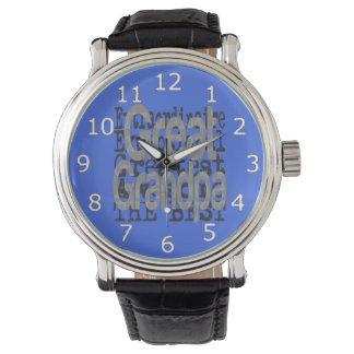 Great Grandpa Extraordinaire Watch