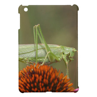 Great Green Bush-Cricket  (Tettigonia viridissima) Cover For The iPad Mini