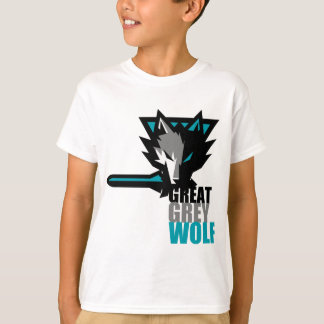 Great Grey Wolf T-Shirt