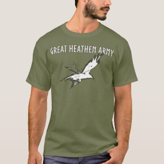 Great Heathen Army | Flying Raven T-Shirt