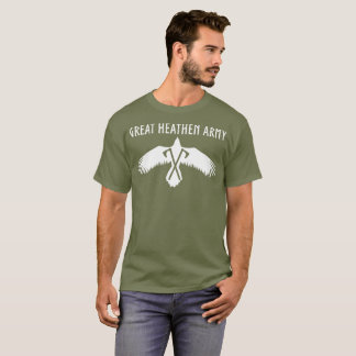 Great Heathen Army | Raven T-Shirt