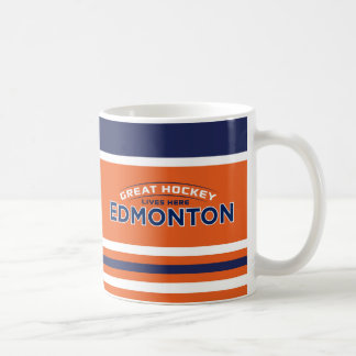 Great Hockey Edmonton Mug