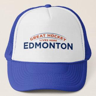 Great Hockey Edmonton Trucker Hat