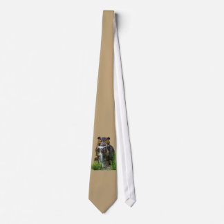 Great Horned Owl Customizable Tie