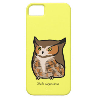 Great Horned Owl iPhone Case iPhone 5 Covers