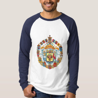 Great Imperial Blazon of Russia T-Shirt
