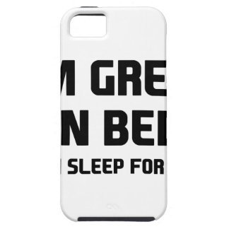 Great in Bed iPhone 5 Case